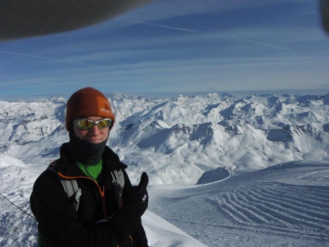 Me on the Grande Motte