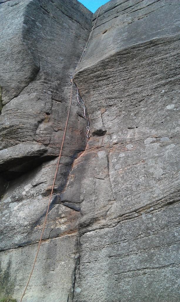 Long Tall Sally Post-Climb